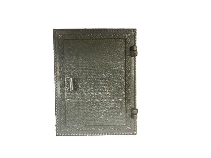 drzwiczki żeliwne kominowe 00189