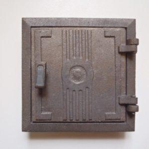 drzwiczki,żeliwne,kwadratowe,wyczystkowe, do wyczystki