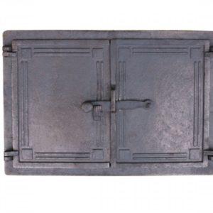 drzwiczki żeliwne chlebowe 00002